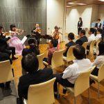 会員交流イベント「七夕島酒コンサート」を実施しました